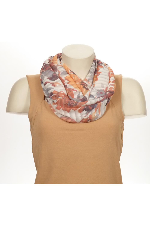 Шарф шарф шерстяной ручная работа коричневый шарф шерстяной ручная работа коричневый