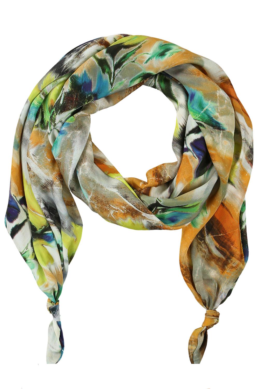 ШарфШарфы<br>Очаровательный женский шарф, который украсит Ваш образ  Цвет: мультицвет.  Размер: 185*65 см<br><br>Размер : UNI<br>Материал: Атлас<br>Количество в наличии: 1