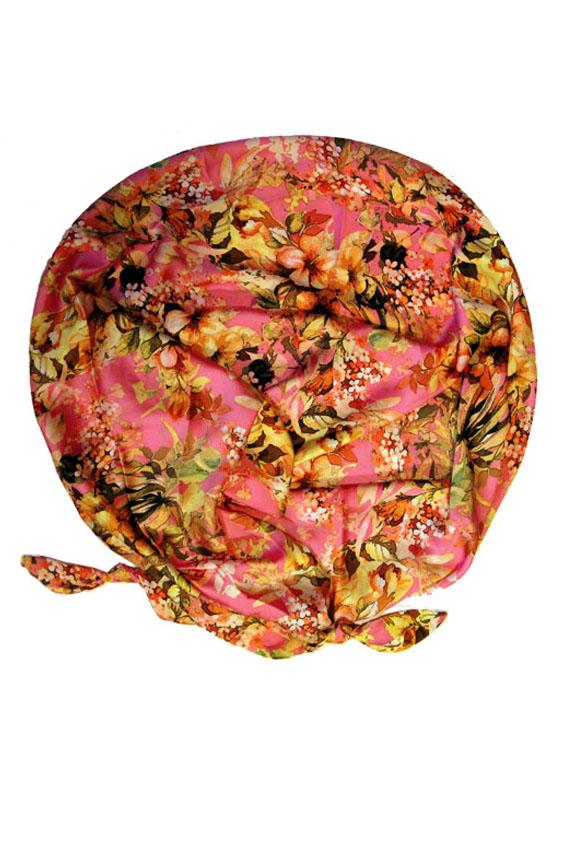 ШарфШарфы<br>Очаровательный женский шарф, который украсит Ваш образ  Цвет: розовый, желтый и др.  Размер: 185*65 см<br><br>По сезону: Всесезон<br>Размер : UNI<br>Материал: Атлас<br>Количество в наличии: 1