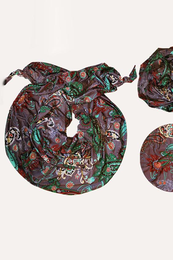 ШарфШарфы<br>Очаровательный женский шарф, который украсит Ваш образ  Цвет: мультицвет.  Размер: 185*65 см<br><br>Размер : UNI<br>Материал: Вискоза<br>Количество в наличии: 1