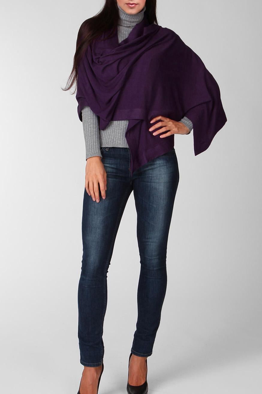 ПалантинПалантины<br>Классический женский палантин должен быть в арсенале каждой модницы  Цвет: фиолетовый<br><br>Размер : UNI<br>Материал: Трикотаж<br>Количество в наличии: 1