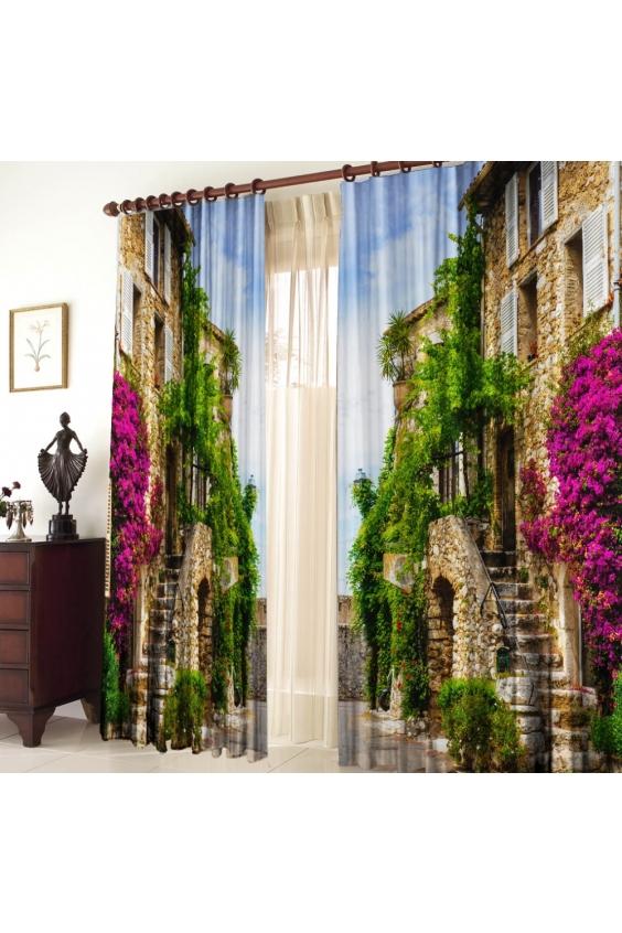 Шторы для комнатыДля комнаты<br>Чудесные шторы для комнаты. Украсте свой дом с нашими изделиями  Цвет: мультицвет.  В комплект входят: Размер: 145 * 270 ± 5 см * 2 шт   Крепление: Шторная лента (на обычный карниз)<br><br>Карниз: Однорядный<br>По материалу: Тканевые<br>По рисунку: Растительные мотивы,Цветные,Цветочные,С принтом<br>По стилю: Классические шторы,Раздвижные шторы<br>Размеры: До пола<br>Размер : 290*270<br>Материал: Габардин<br>Количество в наличии: 1
