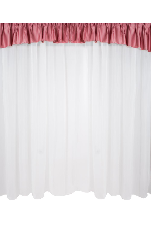 Комплект штор шторы для комнаты tomdom комплект штор агно розовый 260 см