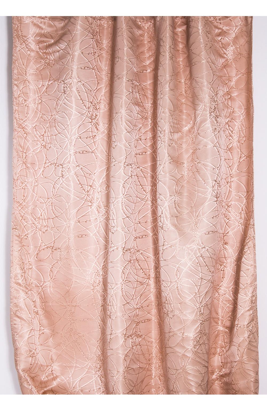 ШтораДля комнаты<br>Шторы придают окну законченный внешний вид, создавая в помещении атмосферу уюта и тепла.  Комплектация: 1 портьера.  Размеры:  ширина 145 см высота 270 см  Цвет: бежевый<br><br>Карниз: Однорядный<br>По материалу: Портьерные ткани<br>По рисунку: Цветные,С принтом<br>По стилю: Классические шторы<br>Размеры: До пола<br>Размер : 145*270<br>Материал: Портьерные ткани<br>Количество в наличии: 1