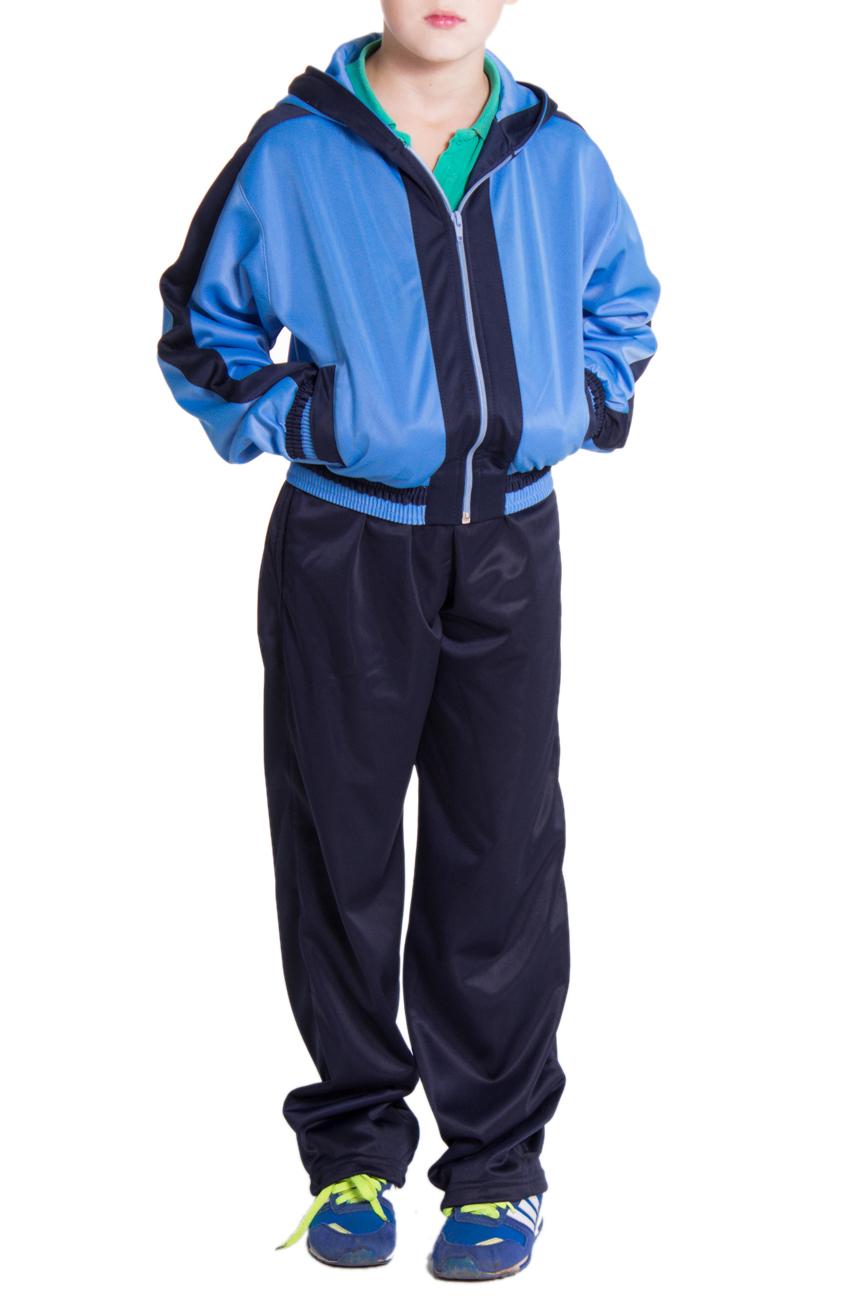Спортивный костюм купальник слитный для девочки arina festivita цвет синий gi 011806 af размер 152 158