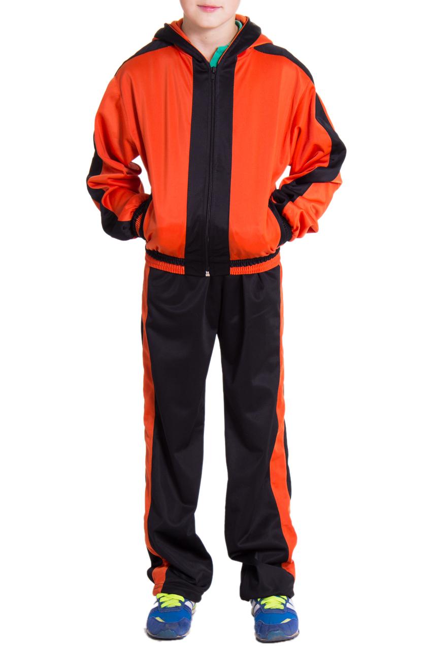 Спортивный костюм брюки для мальчика gulliver цвет черный 21612btc5601 размер 158