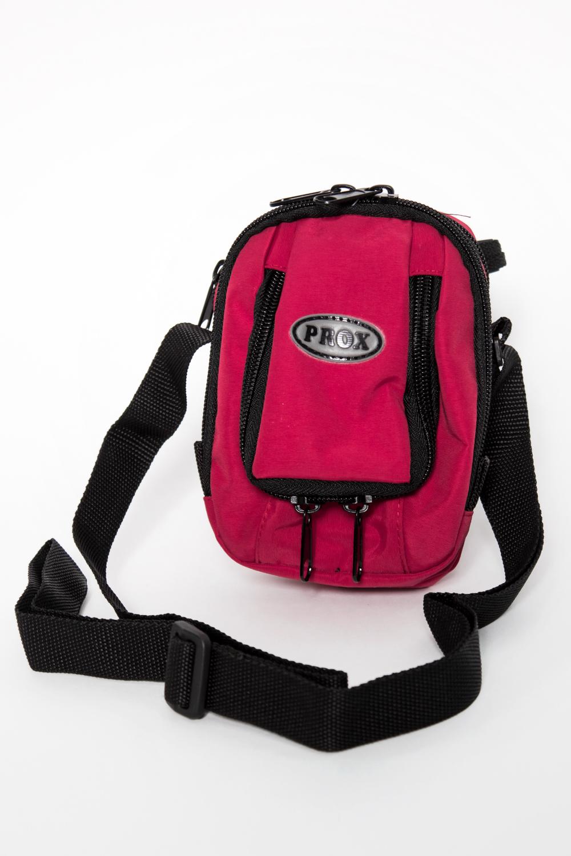 СумкаБарсетки<br>Мужские сумки – это незаменимый элемент мужского гардероба. Благодаря практичному и привлекательному дизайну этот стильный аксессуар завоевал высокую популярность среди представителей мужского пола, а широкий выбор расцветок и разнообразие моделей позволяют подбирать сумки в любом стиле: в спортивном, городском или классическом.  В изделии использованы цвета: красный, черный.  Размеры: 10*15*7 см<br><br>Размер : UNI<br>Материал: Полиэстер<br>Количество в наличии: 1