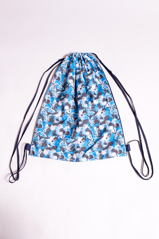 Мешок для обуви сумка для обуви hama soccer 00139107 синий голубой 33x40см 1 отдел б карм полиэстер