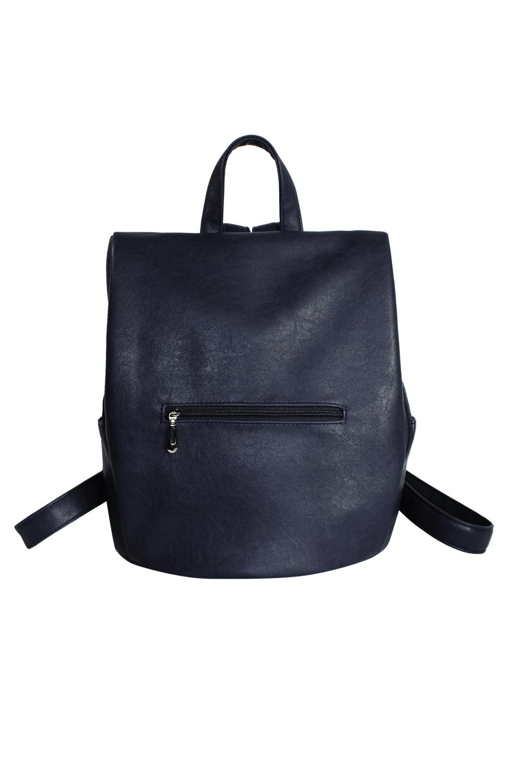 Сумка - рюкзак интересный рюкзак городской повседневный рюкзак черный