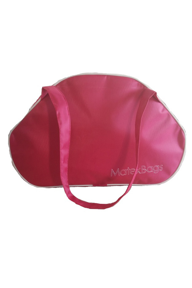 Дорожная сумкаДорожные<br>Удобная и вместительная дорожная сумка.  Размер: 50*28*23 см.  Цвет: розовый<br><br>По материалу: Тканевые<br>По размеру: Средние<br>По рисунку: Однотонные<br>По степени жесткости: Мягкие<br>Ручки: Короткие<br>По сезону: Всесезон<br>По форме: Трапециевидные<br>Размер : UNI<br>Материал: Полиэстер<br>Количество в наличии: 1