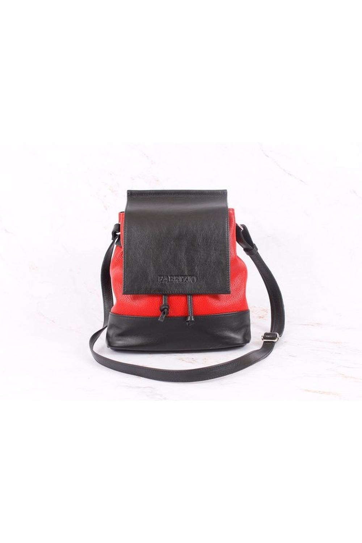 Сумка sammons sammons мужской заголовок слой кожи плеча мешок человек сумка досуг сумка 190263 01 черный
