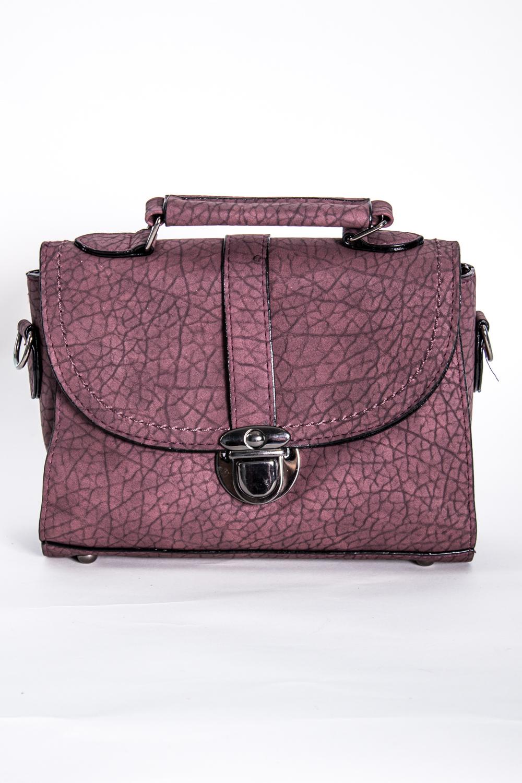 Классическая сумкаКлассические<br>Маленькая женская сумка.  Размеры: 24*17*9 см  Цвет: розовый, черный<br><br>По материалу: Искусственная кожа<br>По размеру: Маленькие<br>По рисунку: Однотонные,Фактурный рисунок<br>По силуэту стенок: Прямоугольные<br>По способу ношения: В руках,На плечо<br>По степени жесткости: Полужесткие<br>По типу застежки: С застежкой молнией,С клапаном<br>Ручки: Длинные,Короткие<br>Размер : UNI<br>Материал: Искусственная кожа<br>Количество в наличии: 2