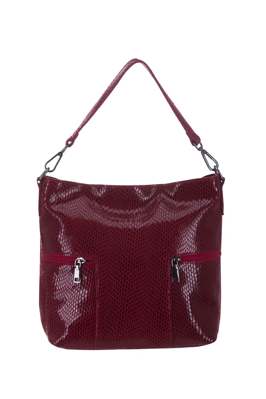 СумкаСумки-шоппинг<br>Удобная и вместительная женская сумка. Модель выполнена из материала под рептилию. Отличный выбор для завершения образа.  Цвет: бордовый  Размеры: 35*30*12 см.<br><br>По материалу: Искусственная кожа<br>По размеру: Средние<br>По рисунку: Рептилия,Фактурный рисунок<br>По степени жесткости: Мягкие<br>Ручки: Длинные<br>По сезону: Всесезон<br>Отделения: 1 отделение<br>По форме: Квадратные<br>Размер : UNI<br>Материал: Искусственная кожа<br>Количество в наличии: 1