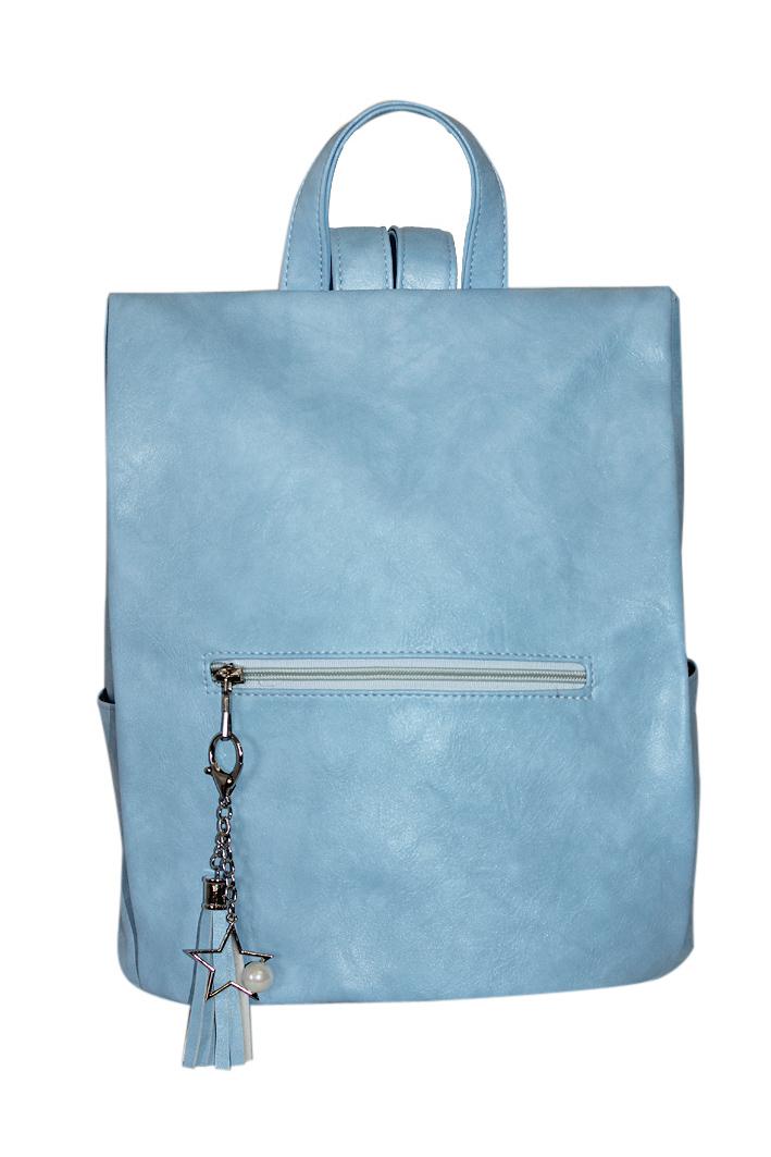bbb1b608b560 Городской рюкзак с основным входом на спинке. Глубокое основное отделение,  вместительные боковые карманы, наружный карман для мелочей.