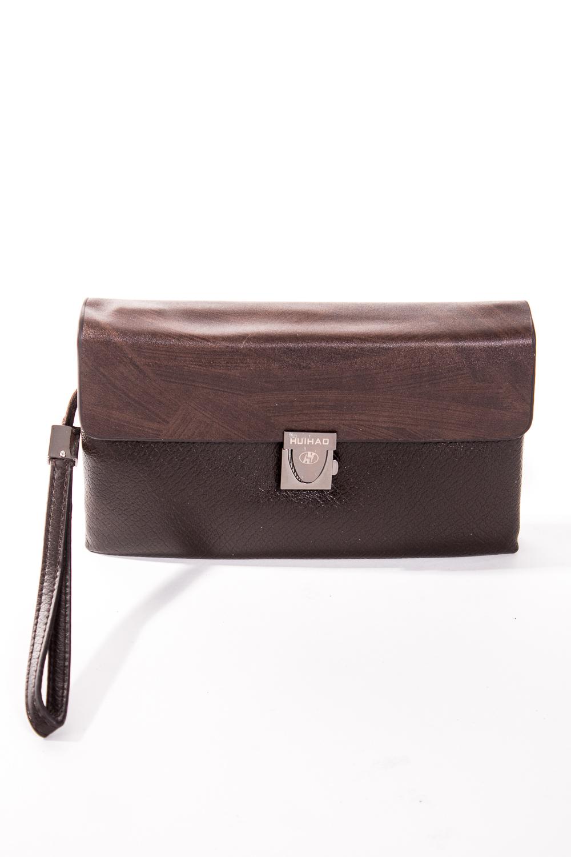 БарсеткаБарсетки<br>Удобная и вместительная мужская сумка  Размеры: 20*11*3 см  Цвет: коричневый<br><br>Размер : UNI<br>Материал: Искусственная кожа<br>Количество в наличии: 1