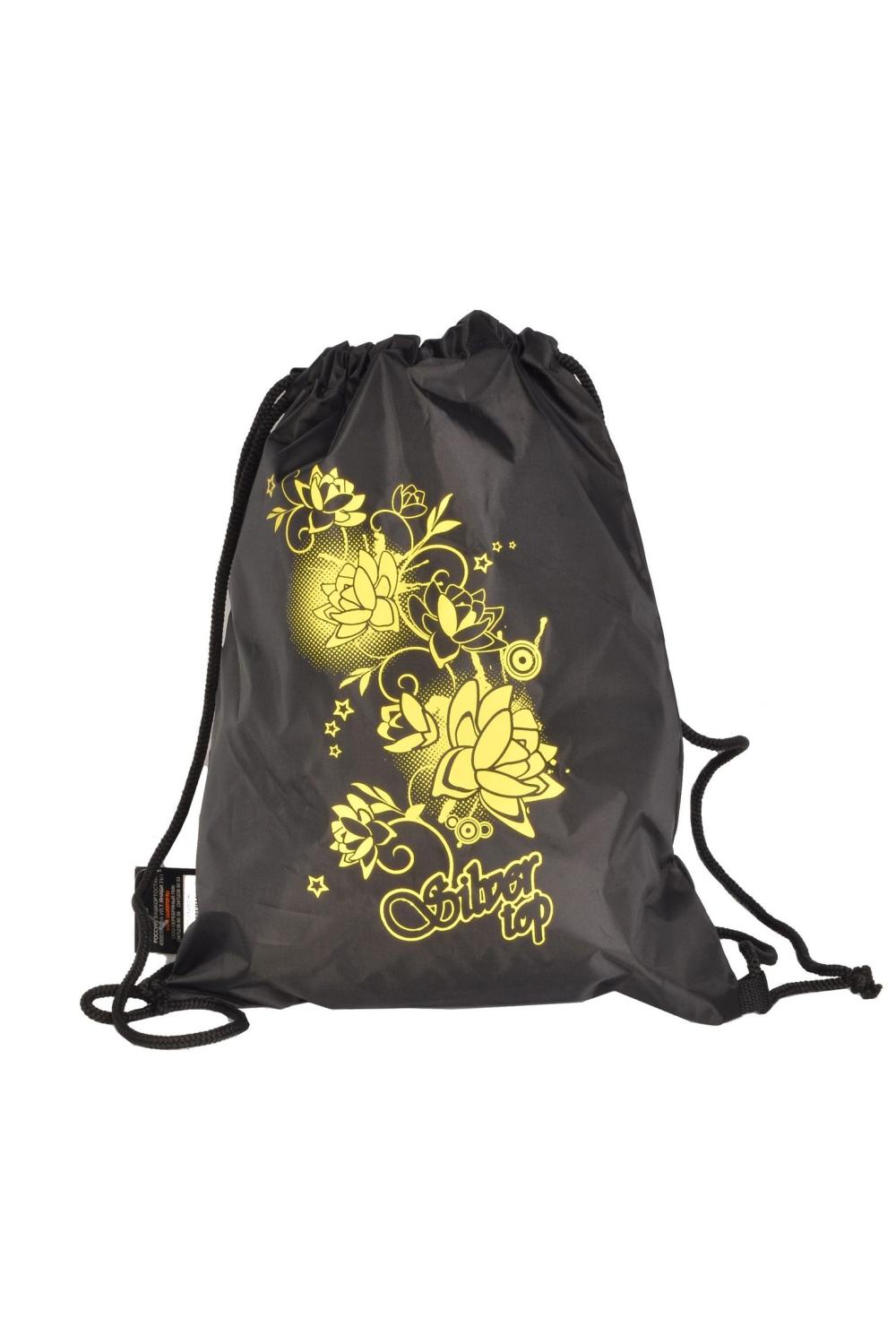 ТорбаСумки и кошельки<br>Удобная и вместительная торба для обуви.  В изделии использованы цвета: серый, желтый  Габариты: 42х34 см<br><br>По сезону: Всесезон<br>Размер : UNI<br>Материал: Полиэстер<br>Количество в наличии: 2