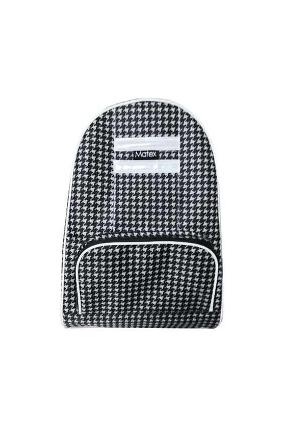 РюкзакСумки и кошельки<br>Яркий и удобный рюкзак для девочки  В изделии использованы цвета: черный, белый  Размер: 39*28*12 см<br><br>По сезону: Всесезон<br>Размер : UNI<br>Материал: Полиэстер<br>Количество в наличии: 1