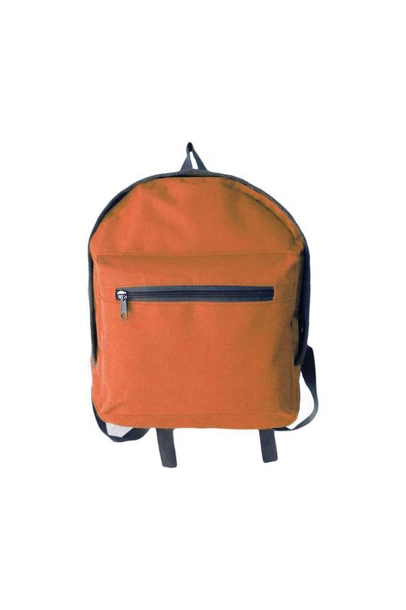 РюкзакСумки и кошельки<br>Яркий и удобный рюкзак для девочки  Цвет: оранжевый  Размер: 23*9*29 см<br><br>По сезону: Всесезон<br>Размер : UNI<br>Материал: Полиэстер<br>Количество в наличии: 2