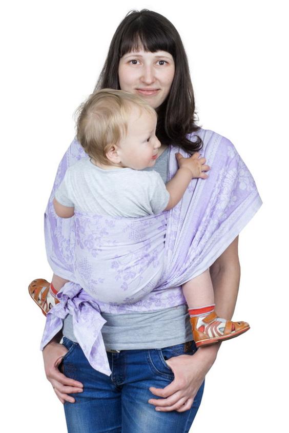 Купить слинг недорого для новорожденных