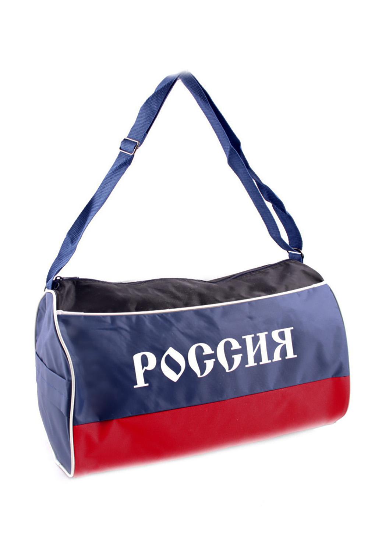 СумкаСпортивные<br>Вместительная сумка из качественных ярких материалов. Одно основное отделение. Удобная длинная ручка.  Размеры: 40*15*24 см  Цвет: синий, красный, черный, белый<br><br>По сезону: Всесезон<br>Размер : UNI<br>Материал: Полиэстер<br>Количество в наличии: 1