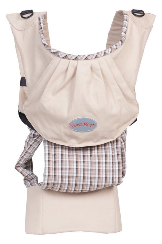 Слинг - рюкзакСлинги, кенгуру и эрго-рюкзаки<br>Слинг - рюкзак, единоразмерный, для детей от 4 месяцев до 3-4лет (20кг)<br><br>Размер : UNI<br>Материал: Хлопок<br>Количество в наличии: 1