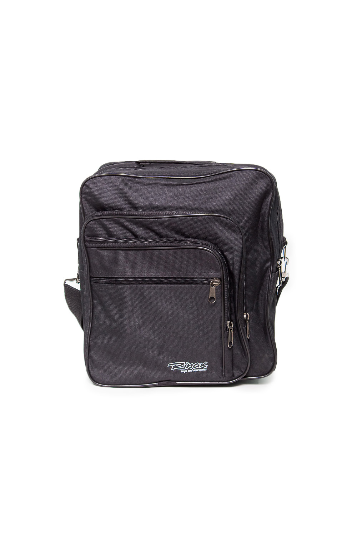 СумкаБарсетки<br>Удобная и вместительная мужская сумка.  Размеры: 29*16*33 см  Цвет: черный<br><br>Размер : UNI<br>Материал: Полиэстер<br>Количество в наличии: 1