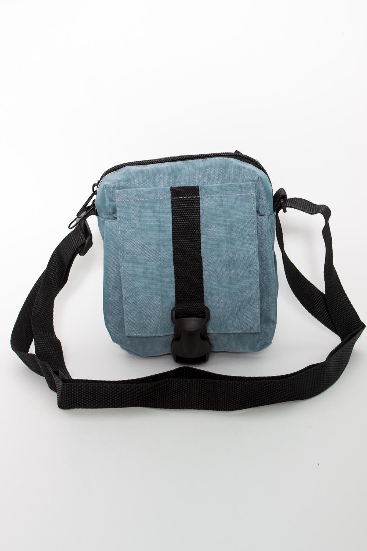 СумкаБарсетки<br>Мужские сумки – это незаменимый элемент мужского гардероба. Благодаря практичному и привлекательному дизайну этот стильный аксессуар завоевал высокую популярность среди представителей мужского пола, а широкий выбор расцветок и разнообразие моделей позволяют подбирать сумки в любом стиле: в спортивном, городском или классическом.  В изделии использованы цвета: серо-голубой.  Размеры: 15*16,6 см<br><br>Размер : UNI<br>Материал: Полиэстер<br>Количество в наличии: 1