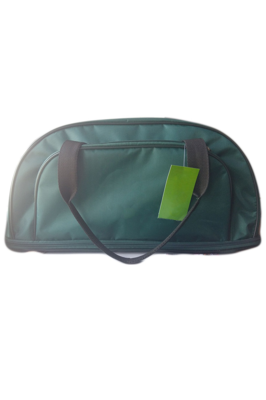 Дорожная сумкаДорожные<br>Удобная и вместительная дорожная сумка.  Размер: 47*22*21 см. Сумка с раздвижным дном+13см  Цвет: зеленый<br><br>По материалу: Тканевые<br>По размеру: Средние<br>По рисунку: Однотонные<br>По степени жесткости: Мягкие<br>Ручки: Короткие<br>По сезону: Всесезон<br>По форме: Трапециевидные<br>Размер : UNI<br>Материал: Полиэстер<br>Количество в наличии: 2
