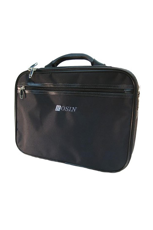 СумкаДеловые<br>Удобная и вместительная мужская сумка. Пластмассовый каркас.  Размеры: 40*10*29 см  Цвет: черный<br><br>Размер : UNI<br>Материал: Полиэстер<br>Количество в наличии: 1