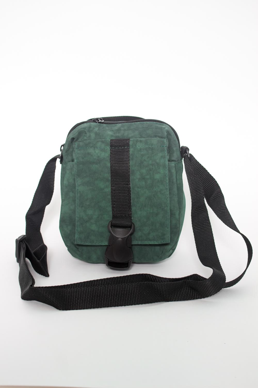 СумкаБарсетки<br>Мужские сумки – это незаменимый элемент мужского гардероба. Благодаря практичному и привлекательному дизайну этот стильный аксессуар завоевал высокую популярность среди представителей мужского пола, а широкий выбор расцветок и разнообразие моделей позволяют подбирать сумки в любом стиле: в спортивном, городском или классическом.  В изделии использованы цвета: зеленый.  Размеры: 15*16,6 см<br><br>Размер : UNI<br>Материал: Полиэстер<br>Количество в наличии: 1