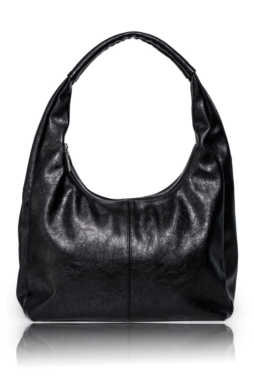 СумкаКлассические<br>Женские сумки бренда DINESSI - это стильные аксессуары, которые по достоинству оценят представительницы прекрасного пола.  Сумка на одной лямке. Два отделения на застежках молниях. Внутри карман на молнии и два кармана под телефон.  Цвет: черный. Подклад может отличаться от представленного на фото.  Размеры: 26*35*10 ± 1 см<br><br>Отделения: 2 отделения<br>По материалу: Искусственная кожа<br>По размеру: Средние<br>По рисунку: Однотонные<br>По силуэту стенок: Трапециевидные<br>По способу ношения: В руках,На плечо<br>По степени жесткости: Мягкие<br>По типу застежки: С застежкой молнией<br>По элементам: Карман на молнии,Карман под телефон<br>Ручки: Короткие<br>Размер : UNI<br>Материал: Искусственная кожа<br>Количество в наличии: 1