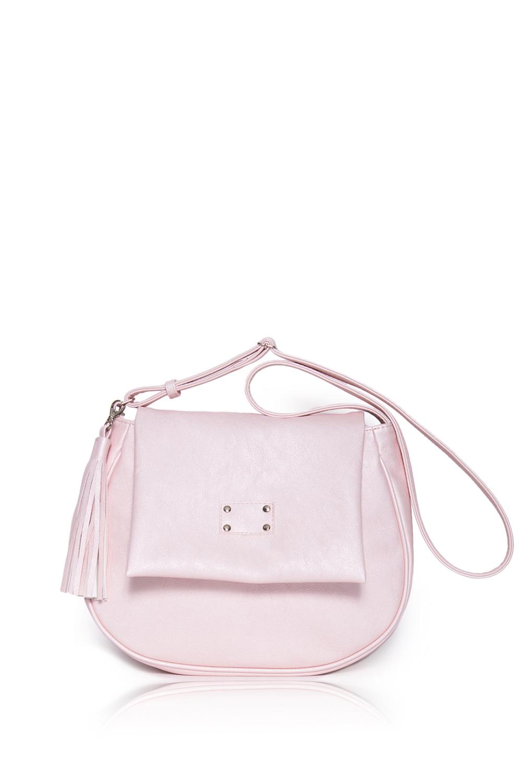 СумкаКлассические<br>Женские сумки бренда DINESSI - это стильные аксессуары, которые по достоинству оценят представительницы прекрасного пола.  Сумка с застежкой на молнию, клапаном и длинной, регулируемой лямкой. На задней части карман на молнии. Внутри два накладных кармана и карман на молнии.   Цвет: розовый.  Размеры: Длина - 33 ± 1 см Высота - 27 ± 1 см Ширина - 9,5 ± 1 см<br><br>По материалу: Искусственная кожа<br>По размеру: Маленькие<br>По рисунку: Однотонные<br>По способу ношения: В руках,На плечо,Через плечо<br>По степени жесткости: Мягкие<br>По типу застежки: С застежкой молнией<br>По элементам: Карман на молнии,Карман под телефон,С декором,С отделочной фурнитурой,С ремнями<br>Ручки: Длинные,Регулируемые<br>Размер : UNI<br>Материал: Искусственная кожа<br>Количество в наличии: 1