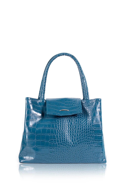 СумкаКлассические<br>Женские сумки бренда DINESSI - это стильные аксессуары, которые по достоинству оценят представительницы прекрасного пола.  Сумка с застежкой на магнит, двумя короткими ручками и длинной, регулируемой лямкой. Внутри три отделения, два отделения на молнии, два накладных кармана и карман на молнии.   Цвет: сине-голубой.  Размеры: Высота - 25,5 ± 1 см Длина - 30 ± 1 см Ширина - 8 ± 1 см Длина ручек - 47 ± 1 см<br><br>Отделения: 3 отделения<br>По материалу: Искусственная кожа<br>По размеру: Средние<br>По рисунку: Однотонные,Рептилия<br>По способу ношения: В руках,На запастье,На плечо,Через плечо<br>По степени жесткости: Мягкие<br>По типу застежки: На магните,С застежкой молнией<br>По форме: Квадратные<br>По элементам: Карман на молнии,Карман под телефон,С ремнями<br>Ручки: Длинные,Короткие,Регулируемые<br>Размер : UNI<br>Материал: Искусственная кожа<br>Количество в наличии: 1