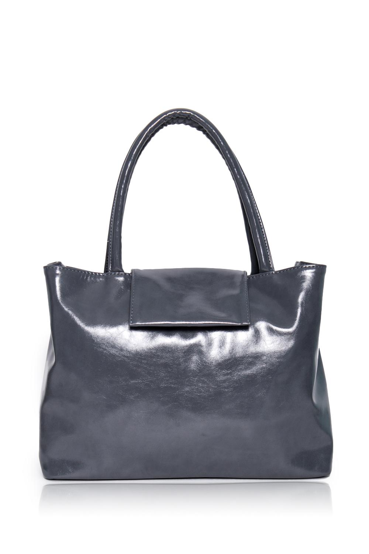 СумкаКлассические<br>Женские сумки бренда DINESSI - это стильные аксессуары, которые по достоинству оценят представительницы прекрасного пола.  Сумка с застежкой на магнит, двумя короткими ручками и длинной, регулируемой лямкой. Внутри три отделения, два отделения на молнии, два накладных кармана и карман на молнии.   Цвет: серый.  Размеры: Высота - 25,5 ± 1 см Длина - 30 ± 1 см Ширина - 8 ± 1 см Длина ручек - 47 ± 1 см<br><br>Отделения: 3 отделения<br>По материалу: Искусственная кожа<br>По размеру: Средние<br>По рисунку: Однотонные<br>По способу ношения: В руках,На запастье,На плечо,Через плечо<br>По степени жесткости: Мягкие<br>По типу застежки: На магните,С застежкой молнией<br>По форме: Прямоугольные<br>По элементам: Карман на молнии,Карман под телефон,С ремнями<br>Ручки: Длинные,Короткие,Регулируемые<br>Размер : UNI<br>Материал: Искусственная кожа<br>Количество в наличии: 1