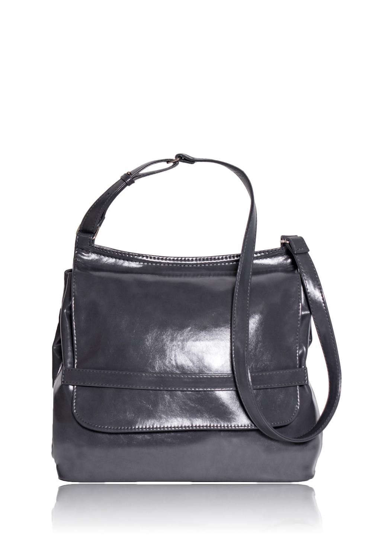 СумкаКлассические<br>Женские сумки бренда DINESSI - это стильные аксессуары, которые по достоинству оценят представительницы прекрасного пола.  Сумка с клапаном и застежкой на магнит. Длинная регулируемая лямка. Внутри два накладных кармана и карман на молнии.  Подклад может отличаться от представленного на фото.  Цвет: серый.  Размеры: Высота - 30 ± 1 см Длина - 33 ± 1 см Ширина - 12 ± 1 см<br><br>По материалу: Искусственная кожа<br>По размеру: Средние<br>По рисунку: Однотонные<br>По способу ношения: В руках,На запастье,На плечо,Через плечо<br>По степени жесткости: Мягкие<br>По типу застежки: На магните,С застежкой молнией,С клапаном<br>По форме: Квадратные<br>По элементам: Карман на молнии,Карман под телефон<br>Ручки: Длинные,Регулируемые<br>Размер : UNI<br>Материал: Искусственная кожа<br>Количество в наличии: 1