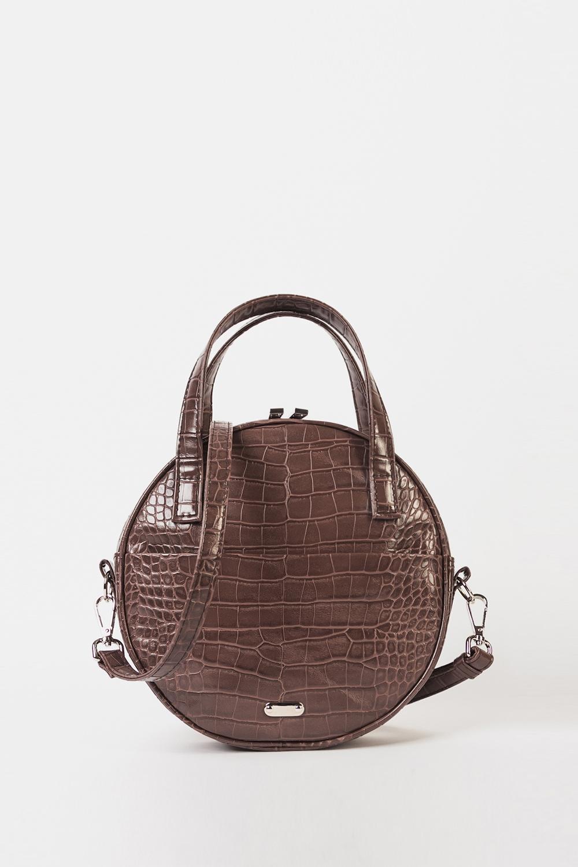 Круглая сумка DINESSI