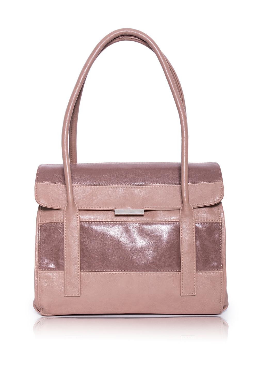 СумкаКлассические<br>Женские сумки бренда DINESSI - это стильные аксессуары, которые по достоинству оценят представительницы прекрасного пола.  Сумка с откидным клапаном и застежкой на магнит. На задней части сумки карман на молнии. Две короткие ручки. Внутри 4 отделениями (2 из них на молнии), два накладных кармана и карман на молнии.  Цвет: бежевый.  Размеры: Высота - 26 ± 1 см Длина - 32 ± 1 см Ширина - 11,5 ± 1 см<br><br>Отделения: 4 отделения<br>По материалу: Искусственная кожа<br>По размеру: Средние<br>По рисунку: Однотонные<br>По силуэту стенок: Прямоугольные<br>По способу ношения: В руках,На запастье,На плечо<br>По степени жесткости: Полужесткие<br>По типу застежки: На магните,С застежкой молнией<br>По элементам: Карман на молнии,Карман под телефон<br>Ручки: Короткие<br>Размер : UNI<br>Материал: Искусственная кожа<br>Количество в наличии: 1