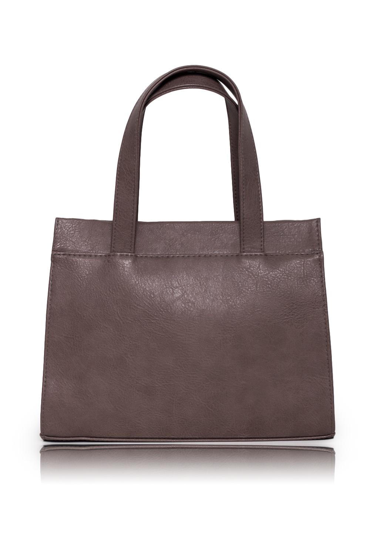 СумкаКлассические<br>Женские сумки бренда DINESSI - это стильные аксессуары, которые по достоинству оценят представительницы прекрасного пола.  Сумка классическая с застежкой на молнию, двумя короткими ручками и длинной, регулируемой, съемной лямкой. На задней части  сумки карман на молнии. Внутри 3 отделения, одно из них на молнии, карман на молнии и два накладных кармана.   Цвет: серо-бежевый.  Размеры: Высота - 25,5 ± 1 см Длина - 33,5 ± 1 см Ширина - 10,5 ± 1 см Длина ручек - 48 ± 1 см<br><br>Отделения: 3 отделения<br>По материалу: Искусственная кожа<br>По размеру: Средние<br>По рисунку: Однотонные<br>По способу ношения: В руках,На запастье,На плечо,Через плечо<br>По степени жесткости: Мягкие<br>По типу застежки: С застежкой молнией<br>По форме: Прямоугольные<br>По элементам: Карман на молнии,Карман под телефон,С ремнями<br>Ручки: Длинные,Короткие,Регулируемые<br>Размер : UNI<br>Материал: Искусственная кожа<br>Количество в наличии: 1
