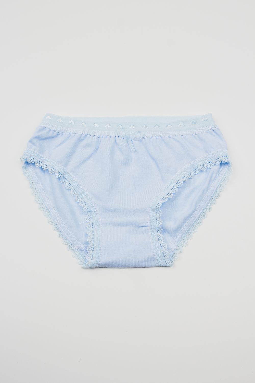 Трусы лонгслив для девочки batik цвет голубой ds0133 11 размер 92