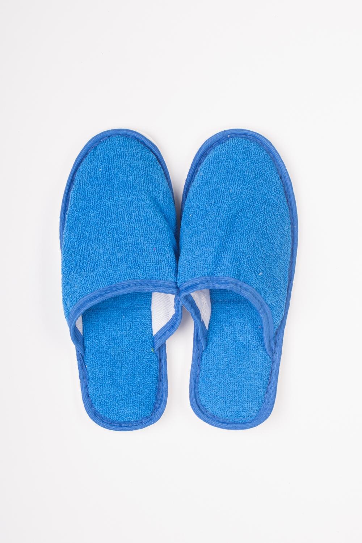 ТапочкиДомашняя обувь<br>Яркие и мягкие домашние тапочки подарят не только комфорт, но и отличное настроение после трудового дня.   Цвет: синий<br><br>По материалу: Текстиль<br>По рисунку: Цветные,С принтом<br>По форме: Тапочки<br>По сезону: Всесезон<br>Размер : 36-37,38-39<br>Материал: Текстиль<br>Количество в наличии: 8