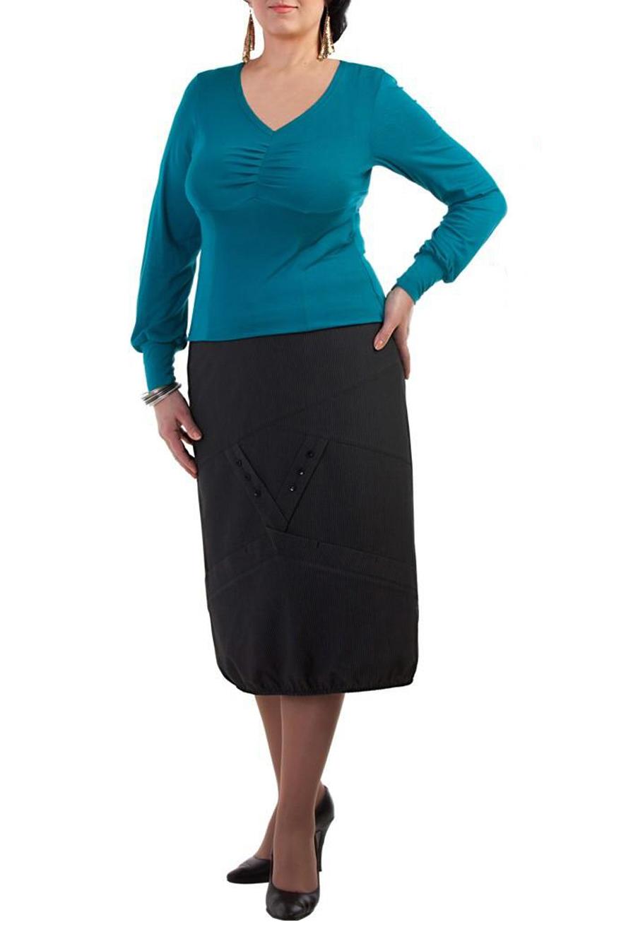 ЮбкаЮбки<br>Удлиненная женская юбка с резинкой в подоле.  Цвет: черный  Ростовка изделия 170 см.<br><br>По длине: Ниже колена<br>По материалу: Костюмные ткани,Тканевые<br>По образу: Город,Офис,Свидание<br>По рисунку: Однотонные<br>По силуэту: Полуприталенные<br>По стилю: Офисный стиль,Повседневный стиль<br>По сезону: Осень,Весна<br>Застежка: С резинкой<br>Размер : 48,50,52,54,56,58<br>Материал: Костюмная ткань<br>Количество в наличии: 14