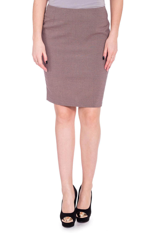ЮбкаЮбки<br>Строгая лаконичная юбка карандаш плотного облегания, из эластичной костюмной ткани, длиной выше колена. Верх юбки на обтачке. Сзади шлица и застежка на потайную молнию.   Длина юбки 50 – 53 см  Цвет: бежевый  Рост девушки-фотомодели 170 см.<br><br>Застежка: С молнией<br>По длине: До колена<br>По материалу: Костюмные ткани,Тканевые<br>По рисунку: Однотонные<br>По сезону: Весна,Зима,Лето,Осень,Всесезон<br>По силуэту: Приталенные<br>По стилю: Классический стиль,Офисный стиль,Повседневный стиль<br>По форме: Юбка-карандаш<br>По элементам: С разрезом<br>Разрез: Короткий,Шлица<br>Размер : 46<br>Материал: Костюмная ткань<br>Количество в наличии: 1