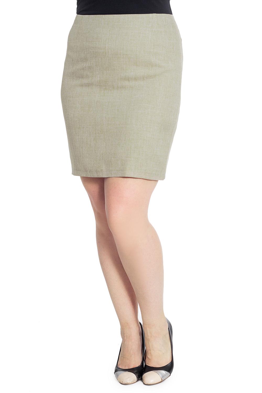 ЮбкаЮбки<br>Удобная женская юбка длиной до колена. Модель выполнена из приятного материала. Отличный выбор для любого случая.  Ростовка изделия 164-170 см.  В изделии использованы цвета: оливково-серый  Рост девушки-фотомодели 180 см<br><br>По длине: До колена<br>По материалу: Костюмные ткани,Тканевые<br>По рисунку: Однотонные<br>По сезону: Весна,Зима,Лето,Осень,Всесезон<br>По силуэту: Приталенные<br>По стилю: Классический стиль,Офисный стиль,Повседневный стиль<br>По форме: Юбка-карандаш<br>По элементам: С разрезом<br>Разрез: Короткий<br>Размер : 46,48,50,54<br>Материал: Костюмно-плательная ткань<br>Количество в наличии: 4