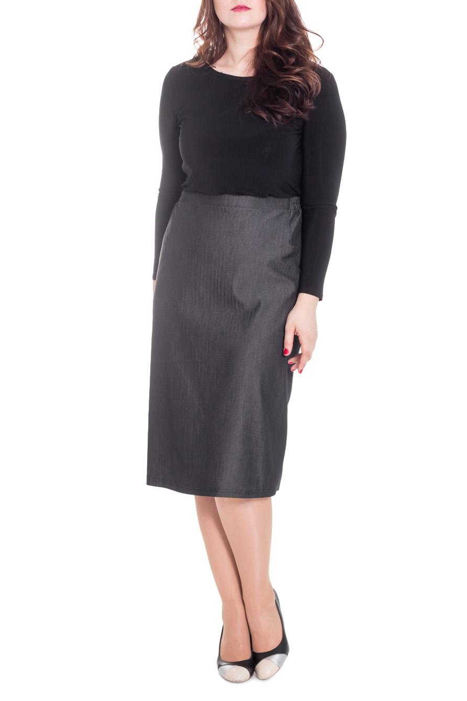 ЮбкаЮбки<br>Удлиненная женская юбка. Модель выполнена из приятного материала. Отличный выбор для любого случая.  Цвет: серый  Рост девушки-фотомодели 180 см.<br><br>По длине: Ниже колена<br>По материалу: Вискоза,Тканевые<br>По рисунку: Однотонные<br>По силуэту: Полуприталенные<br>По стилю: Классический стиль,Офисный стиль,Повседневный стиль<br>По элементам: С завышенной талией<br>По сезону: Осень,Весна,Зима,Лето,Всесезон<br>По форме: Юбка-карандаш<br>Размер : 58,64,66,68<br>Материал: Костюмная ткань<br>Количество в наличии: 4