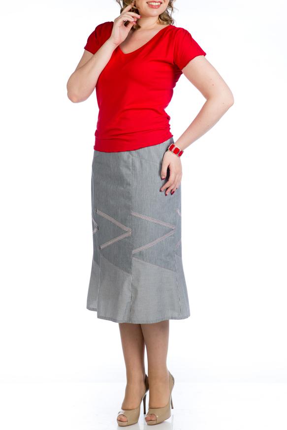 ЮбкаЮбки<br>Женская юбка из плотной костюмной ткани. Отличный вариант для повседневного гардероба.  Цвет: серый<br><br>По длине: Миди<br>По материалу: Тканевые<br>По рисунку: Однотонные<br>По сезону: Весна,Осень<br>По силуэту: Полуприталенные<br>По форме: Юбка-годе<br>По элементам: С декором,С фигурным низом,С воланами и рюшами<br>По стилю: Офисный стиль,Повседневный стиль<br>Размер : 50<br>Материал: Костюмно-плательная ткань<br>Количество в наличии: 2