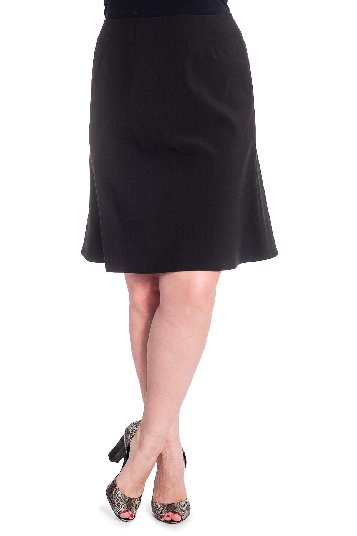 ЮбкаЮбки<br>Классическая юбка с завышенной талией. Модель выполнена из приятного материала. Прекрасный вариант для любого случая.  В изделии использованы цвета: черный  Рост девушки-фотомодели 180 см.<br><br>По длине: До колена<br>По материалу: Костюмные ткани,Тканевые<br>По рисунку: Однотонные<br>По сезону: Весна,Зима,Лето,Осень,Всесезон<br>По силуэту: Приталенные<br>По стилю: Классический стиль,Офисный стиль,Повседневный стиль<br>По форме: Юбка-годе<br>По элементам: С завышенной талией<br>Размер : 48,50<br>Материал: Костюмная ткань<br>Количество в наличии: 3
