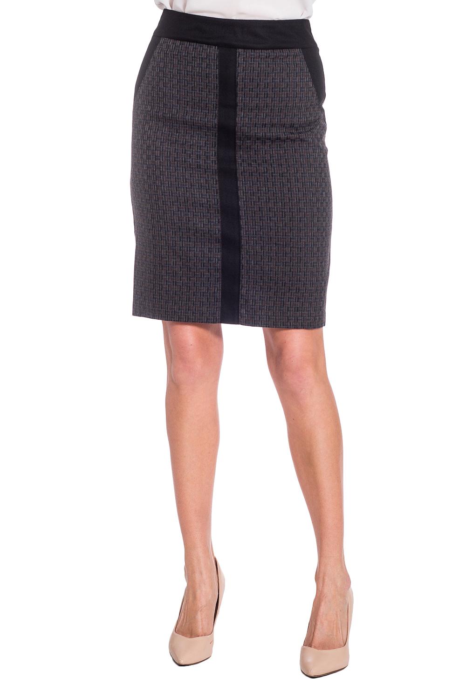 ЮбкаЮбки<br>Универсальная юбка длиной до колена. Модель выполнена из приятного материала. Отличный выбор для любого случая.  В изделии использованы цвета: серый, черный  Рост девушки-фотомодели 170 см<br><br>По длине: До колена<br>По материалу: Костюмные ткани,Тканевые<br>По рисунку: Цветные<br>По сезону: Весна,Зима,Лето,Осень,Всесезон<br>По силуэту: Приталенные<br>По стилю: Классический стиль,Офисный стиль,Повседневный стиль<br>По форме: Юбка-карандаш<br>По элементам: С разрезом<br>Разрез: Короткий,Шлица<br>Размер : 42,44,46,48,50,52<br>Материал: Костюмная ткань<br>Количество в наличии: 6
