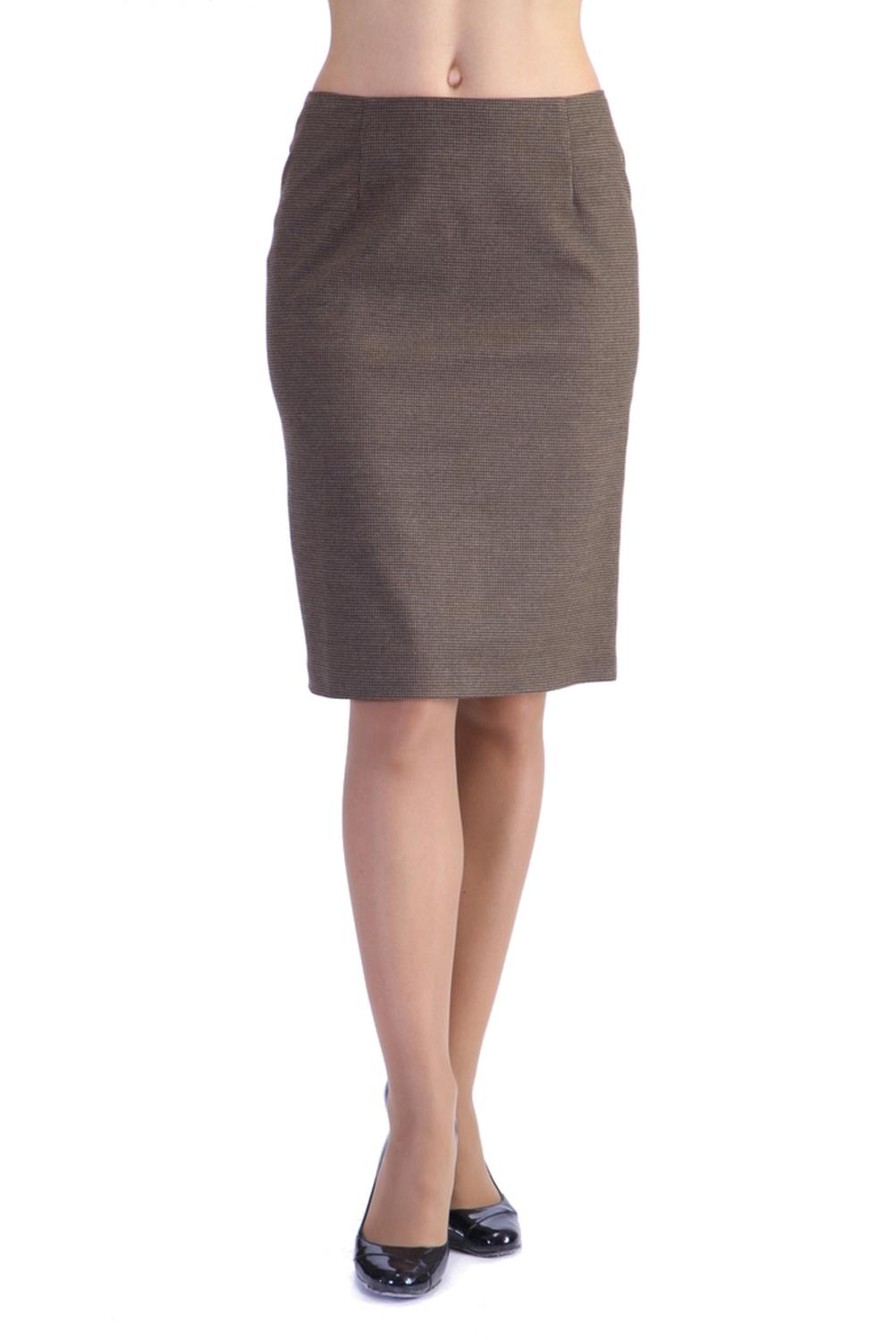 ЮбкаЮбки<br>Классическая женская юбка-карандаш для весенне-летнего сезона со шлицей сзади. Длина - чуть выше колена.  Цвет: бежевый  Ростовка изделия 170 см.<br><br>По длине: До колена<br>По материалу: Вискоза,Тканевые<br>По рисунку: Цветные<br>По стилю: Офисный стиль,Повседневный стиль<br>По форме: Юбка-карандаш<br>По элементам: С разрезом<br>Разрез: Короткий<br>По сезону: Осень,Весна<br>По силуэту: Полуприталенные,Прямые<br>Размер : 50,52<br>Материал: Костюмная ткань<br>Количество в наличии: 3