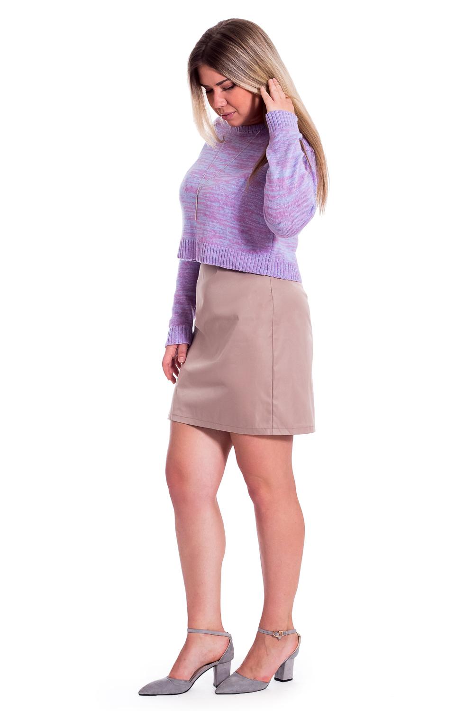 ЮбкаЮбки<br>Элегантная женская юбка, по переду складочки, молния в боковом шве.Цвет: песочный.Рост девушки-фотомодели 170 смДлина юбки - 47 ± 2 см<br><br>Разрез: Короткий<br>Застежка: С молнией<br>Материал: Тканевые,Хлопок<br>Рисунок: Однотонные<br>Сезон: Весна,Всесезон,Зима,Лето,Осень<br>Силуэт: Приталенные<br>Стиль: Классический стиль,Кэжуал,Офисный стиль,Повседневный стиль,Летний стиль<br>Длина: До колена<br>Размер : 44,46,48,50,52<br>Материал: Костюмно-плательная ткань<br>Количество в наличии: 14