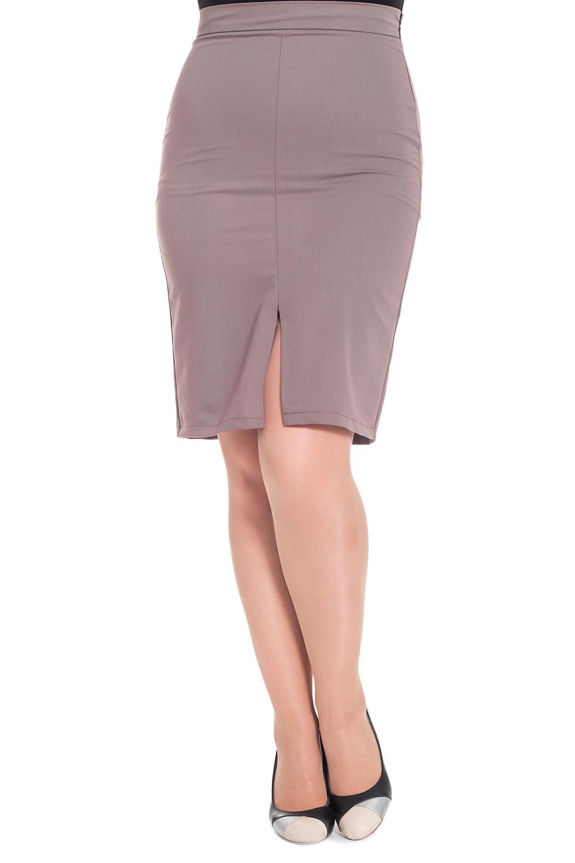 ЮбкаЮбки<br>Классическая юбка, зауженная к низу. На переде средний шов с разрезом. На спинке вытачки. На поясе, с молнией в боковом шве.  Цвет: бежевый.  Рост девушки-фотомодели 180 см  Длина изделия - 65 ± 2 см<br><br>По длине: Ниже колена<br>По материалу: Костюмные ткани,Тканевые<br>По рисунку: Однотонные<br>По сезону: Весна,Зима,Лето,Осень,Всесезон<br>По силуэту: Полуприталенные,Приталенные<br>По стилю: Классический стиль,Кэжуал,Офисный стиль,Повседневный стиль<br>По форме: Юбка-карандаш<br>По элементам: С разрезом<br>Разрез: Короткий<br>Застежка: С молнией<br>Размер : 50,54,56<br>Материал: Костюмно-плательная ткань<br>Количество в наличии: 10
